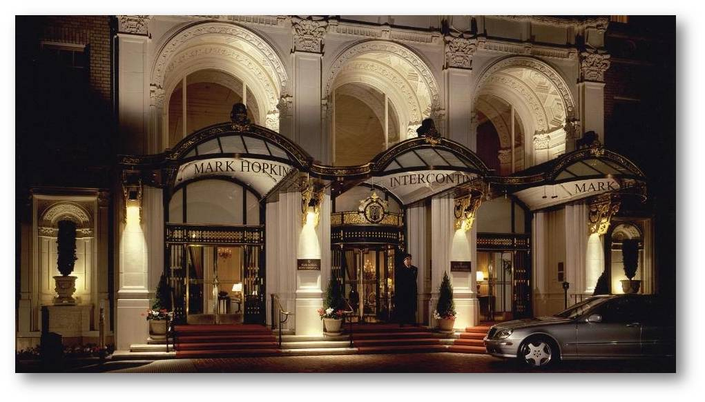 InterContiinental hotel